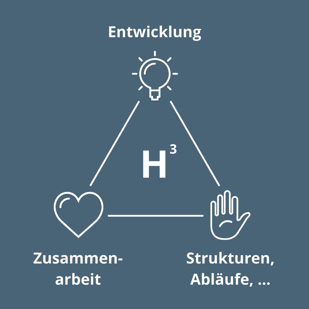 H3 Organisation continuus Führungsentwicklung Ute Mariacher