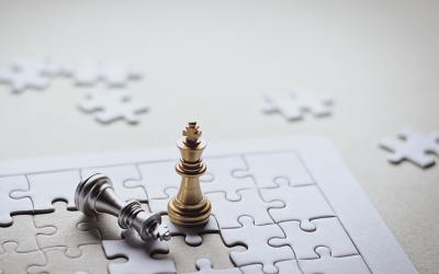 Puzzle und Schach